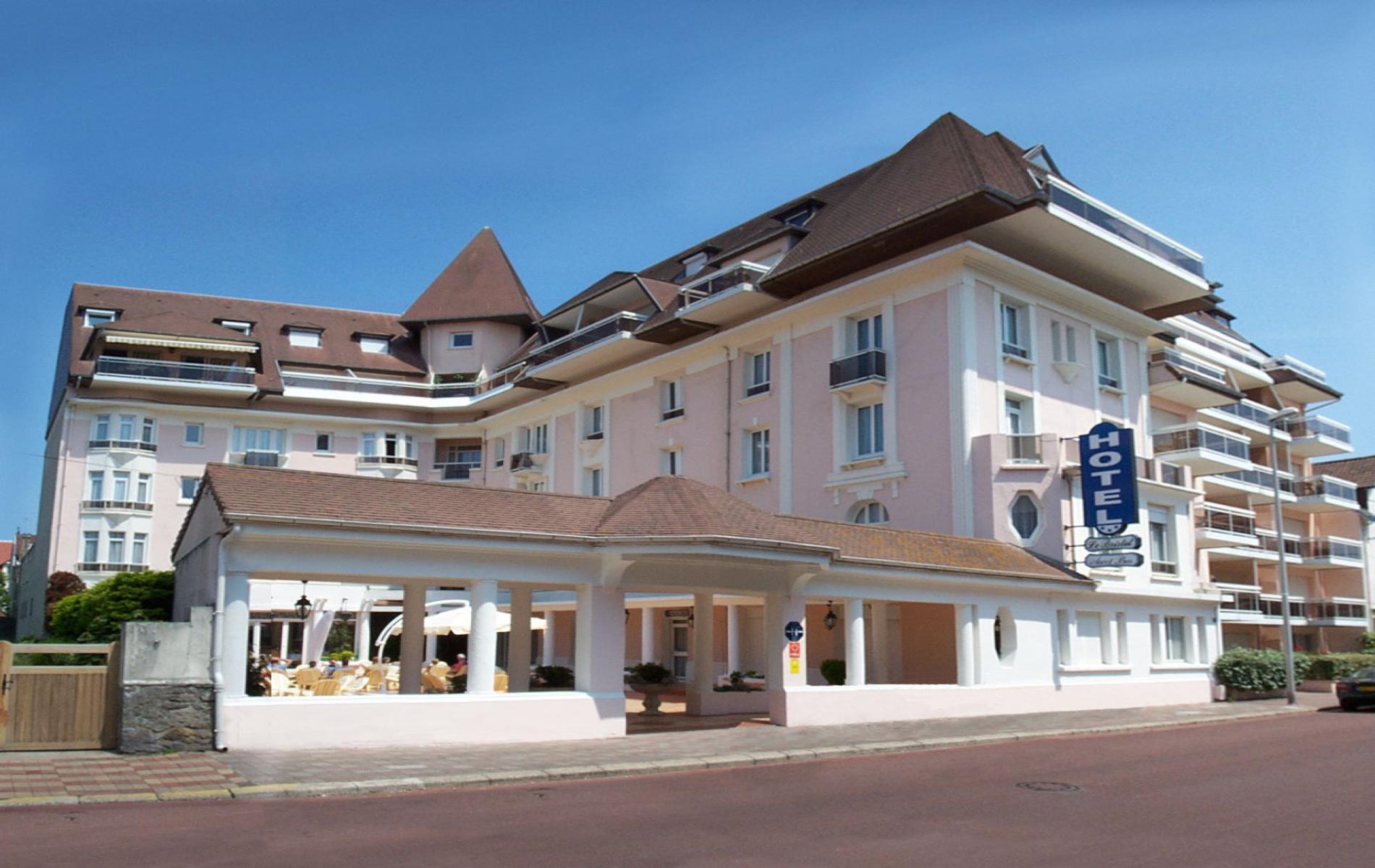Hotel le bristol le touquet paris plage for Restaurant le jardin touquet