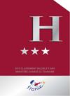 Hôtel 3 étoiles à Argenton sur Creuse