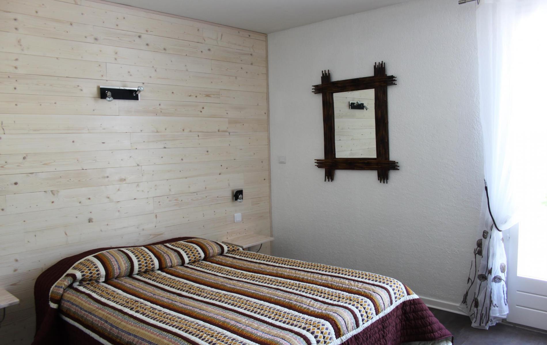 Chambres contemporaines Hotel Mont Ventoux à Mollans sur Ouvèze