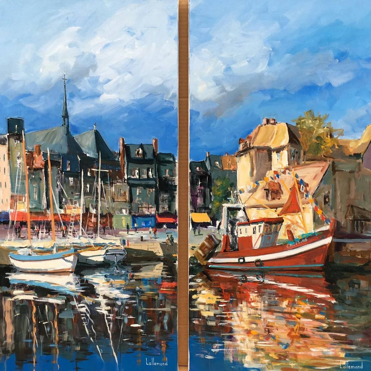 Le Vieux Bassin de Honfleur
