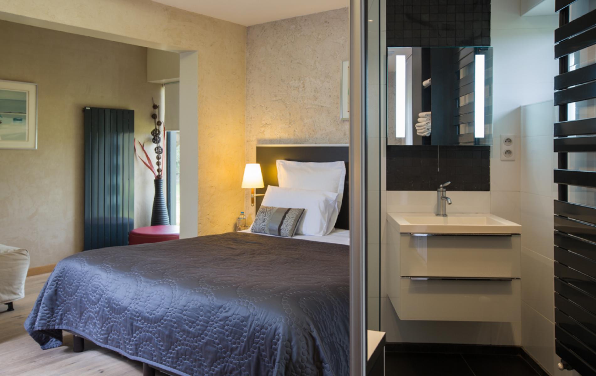 chambre hôtel Pont-Audemer Le Petit Coq aux Champs