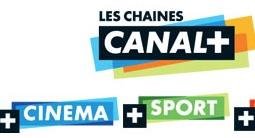 Chaine disponible Canal+, canal+ Sport, Canal+ Cinema