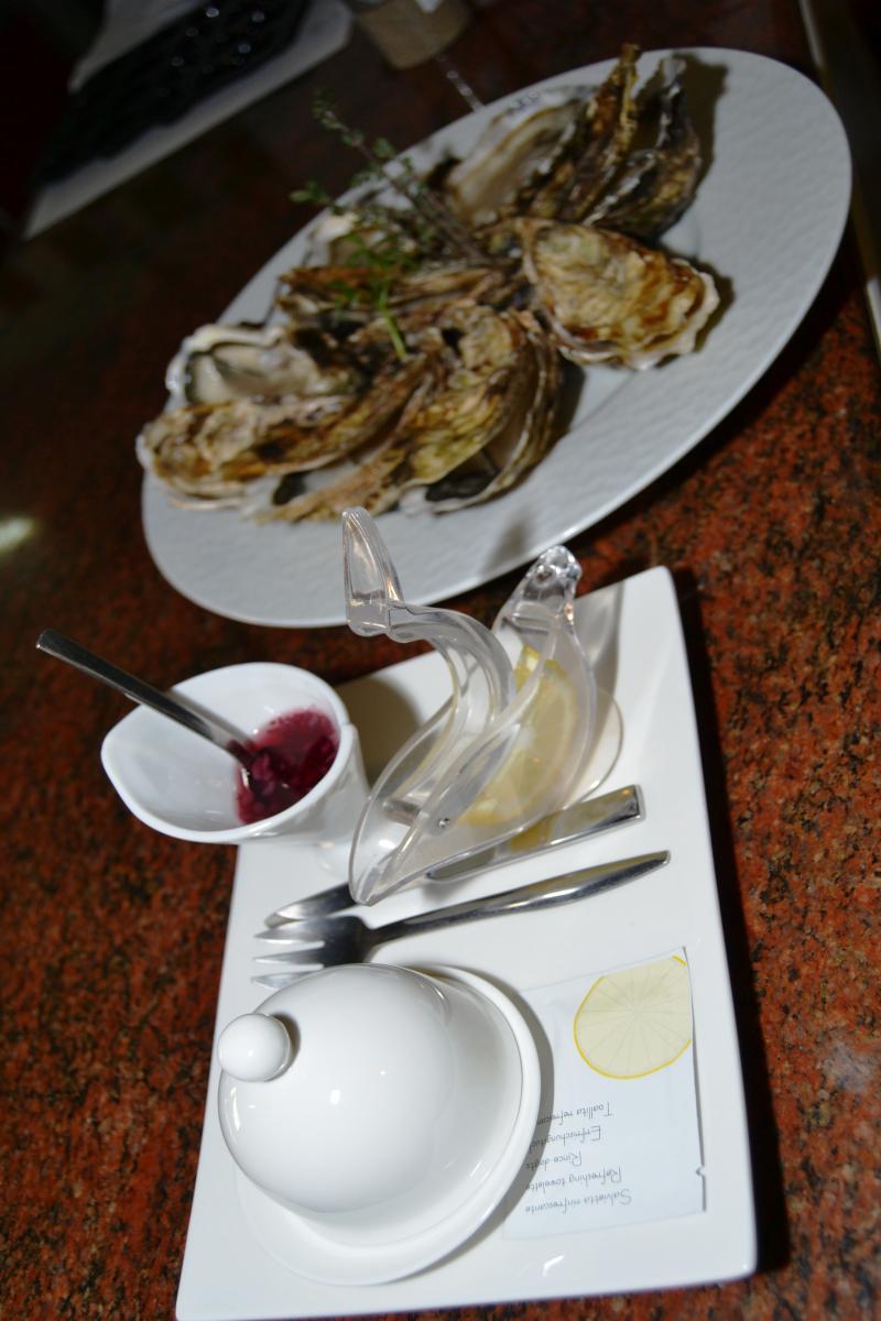 Quelques huîtres de la Guittière