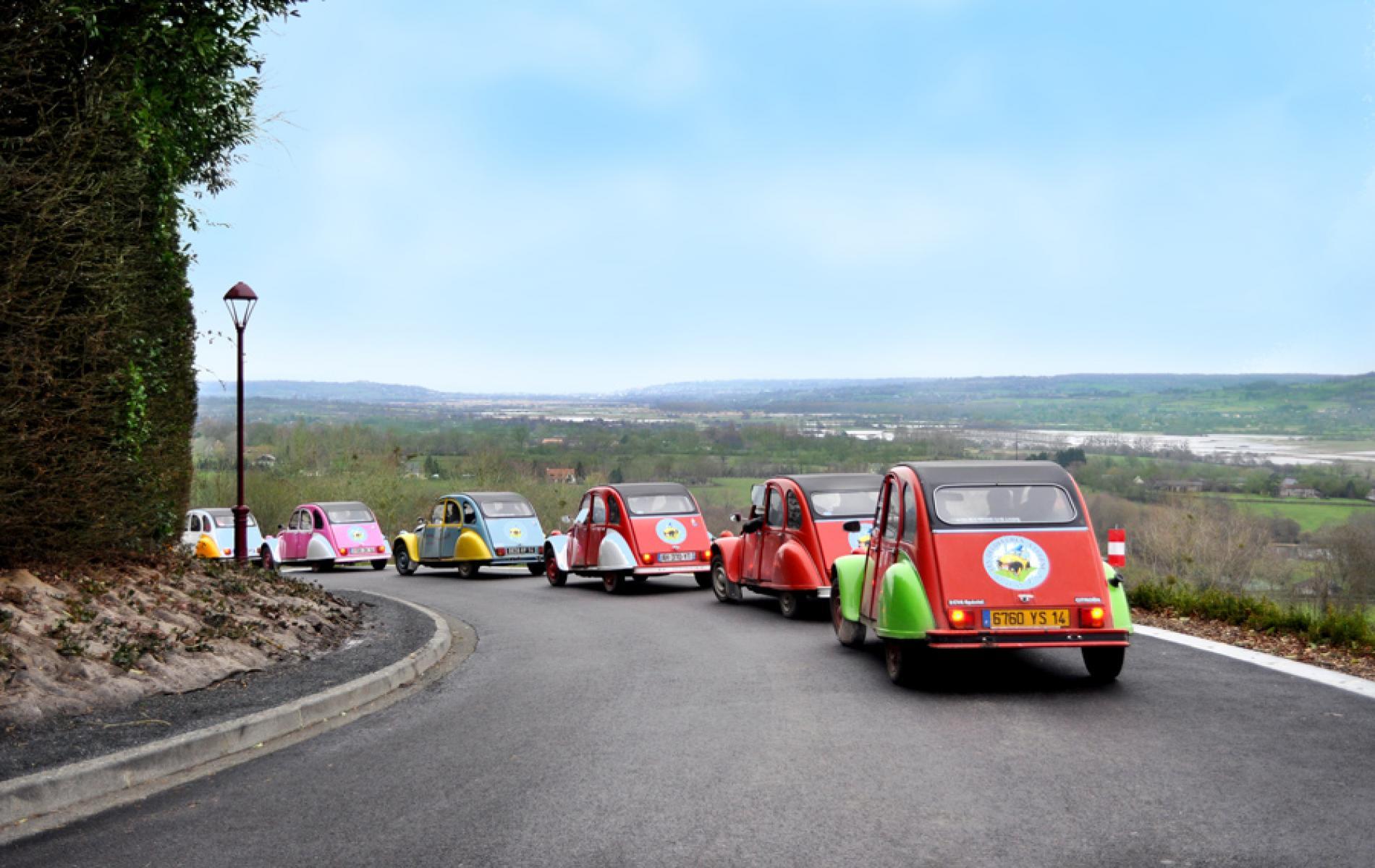 2CV Rallye