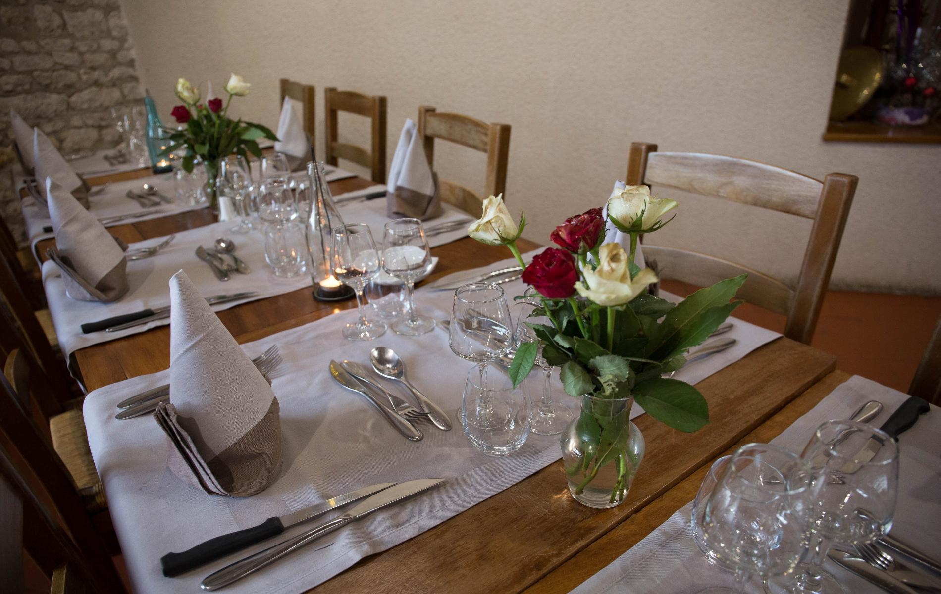 Le Relais Saint Jacques un restaurant traditionnel