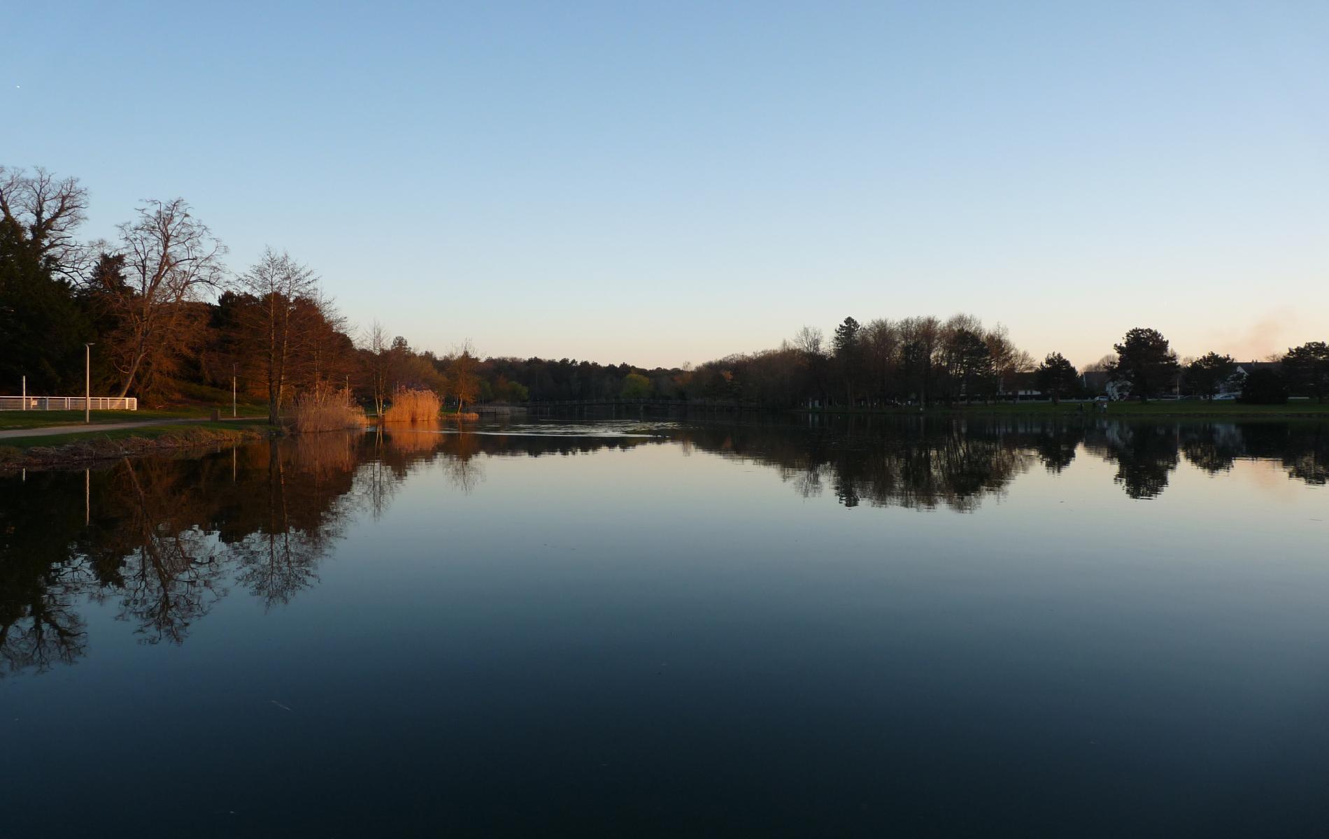 Lac des Bretonnières