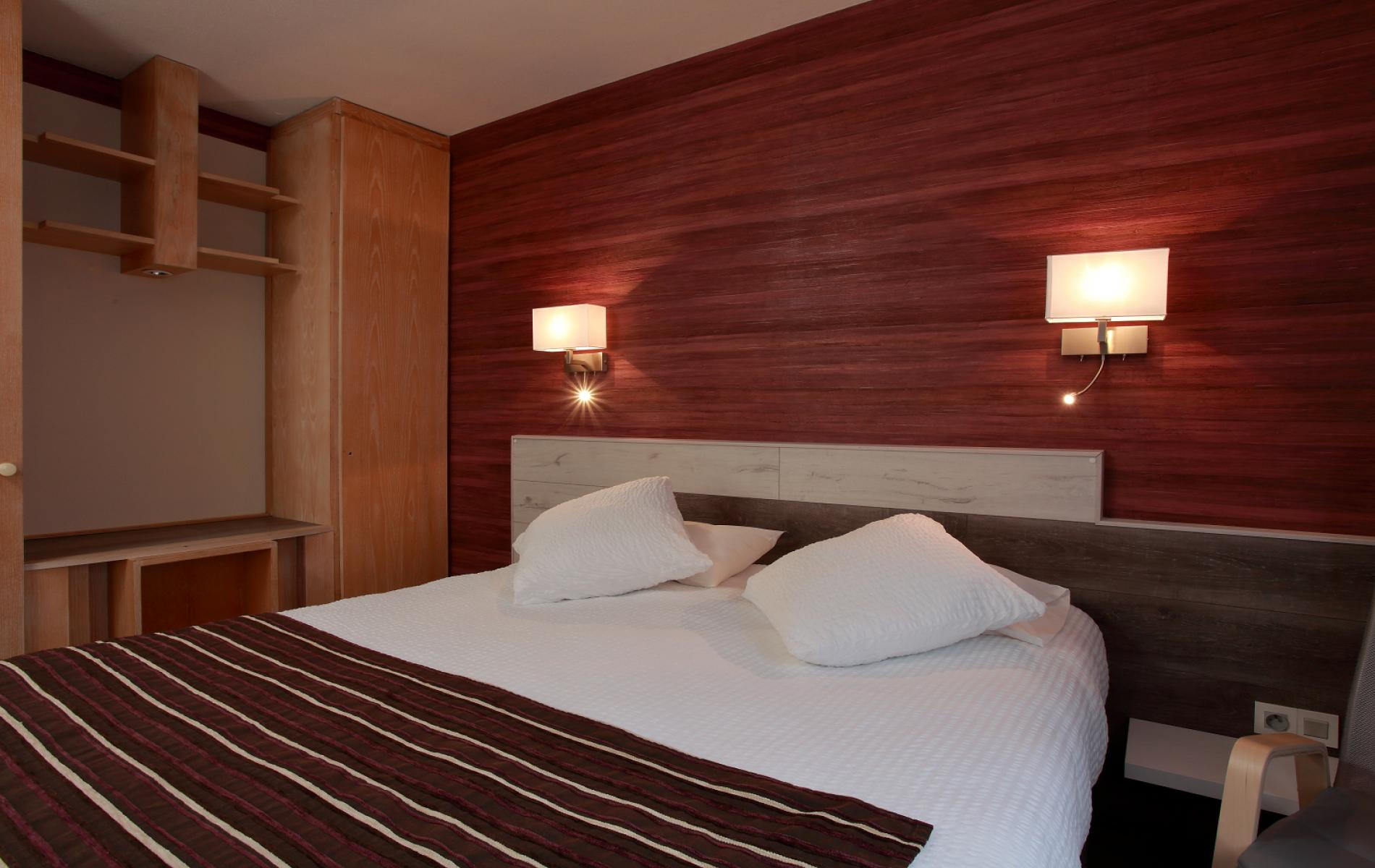 Forfait demi pension double twin sup rieure promo for Hotel demi pension