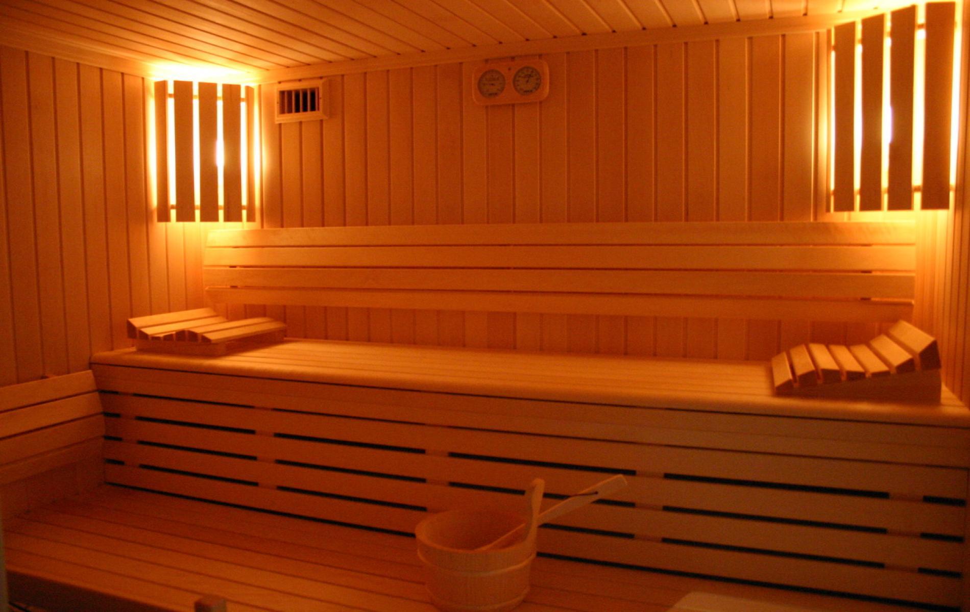 Hammam en normandie entre deauville et honfleur sauna au spa for Hammam et sauna