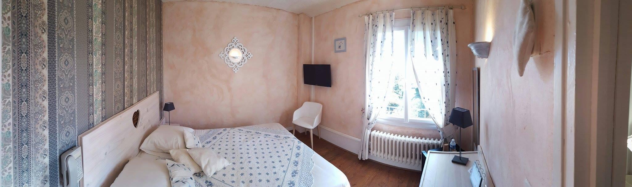 Chambre Provençale Standard grand lit