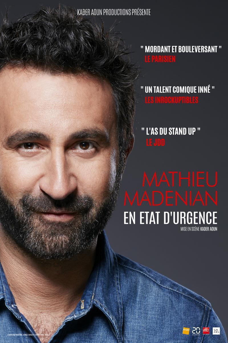 Mathieu Madénian - En Etat d'Urgence
