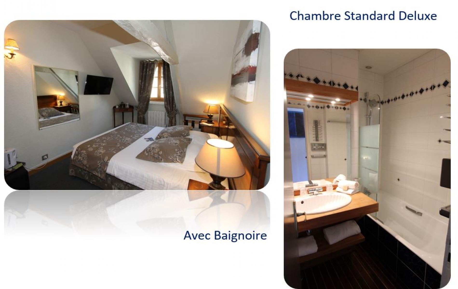 Chambre Standard deluxe