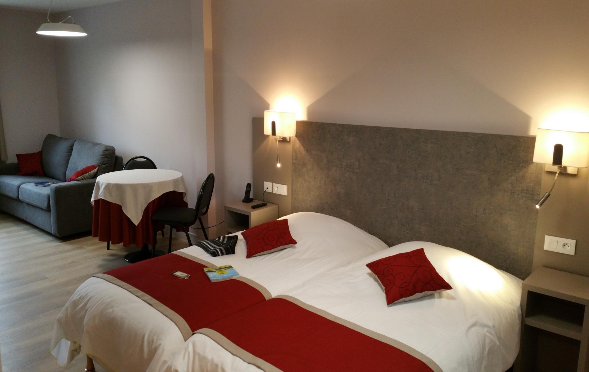 Appart'hotels au Cap