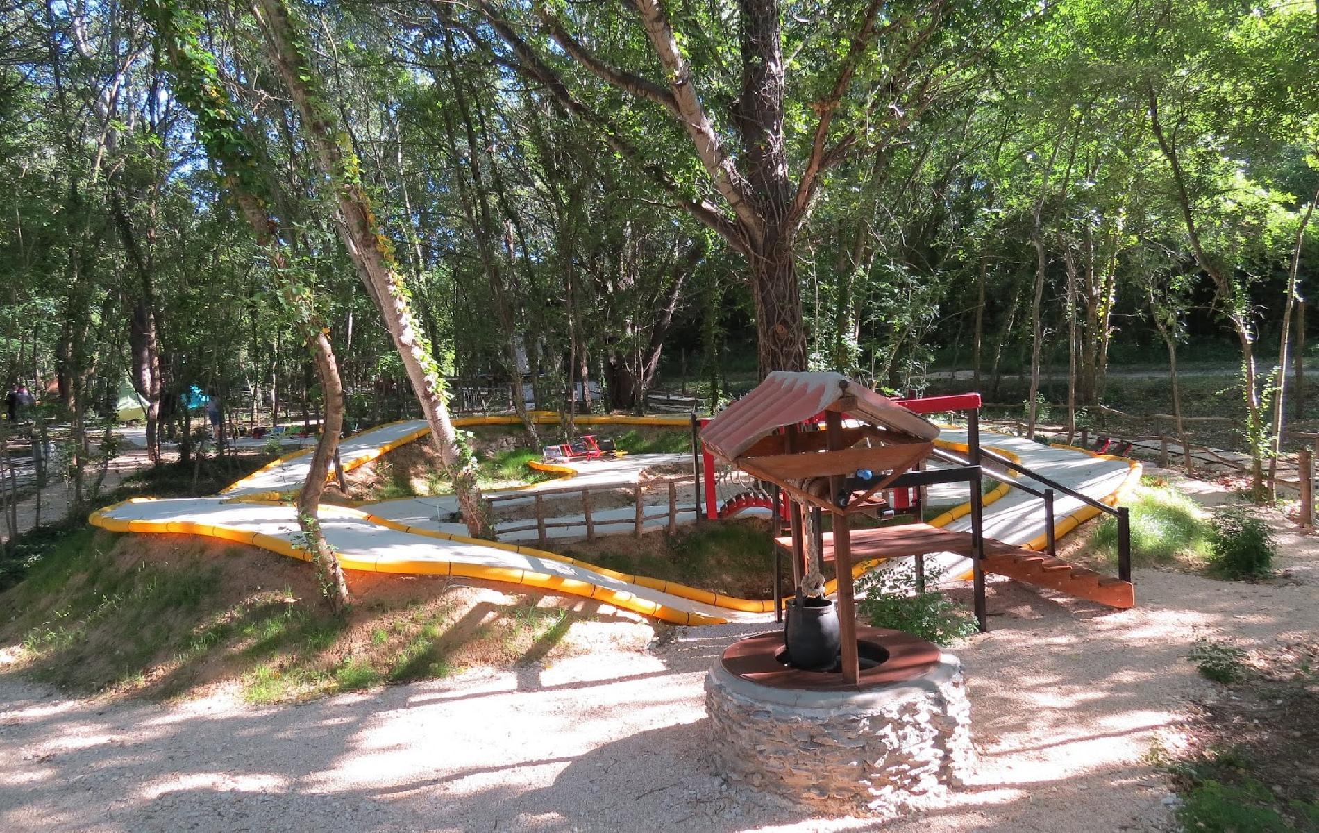 Le Swingroller Parc