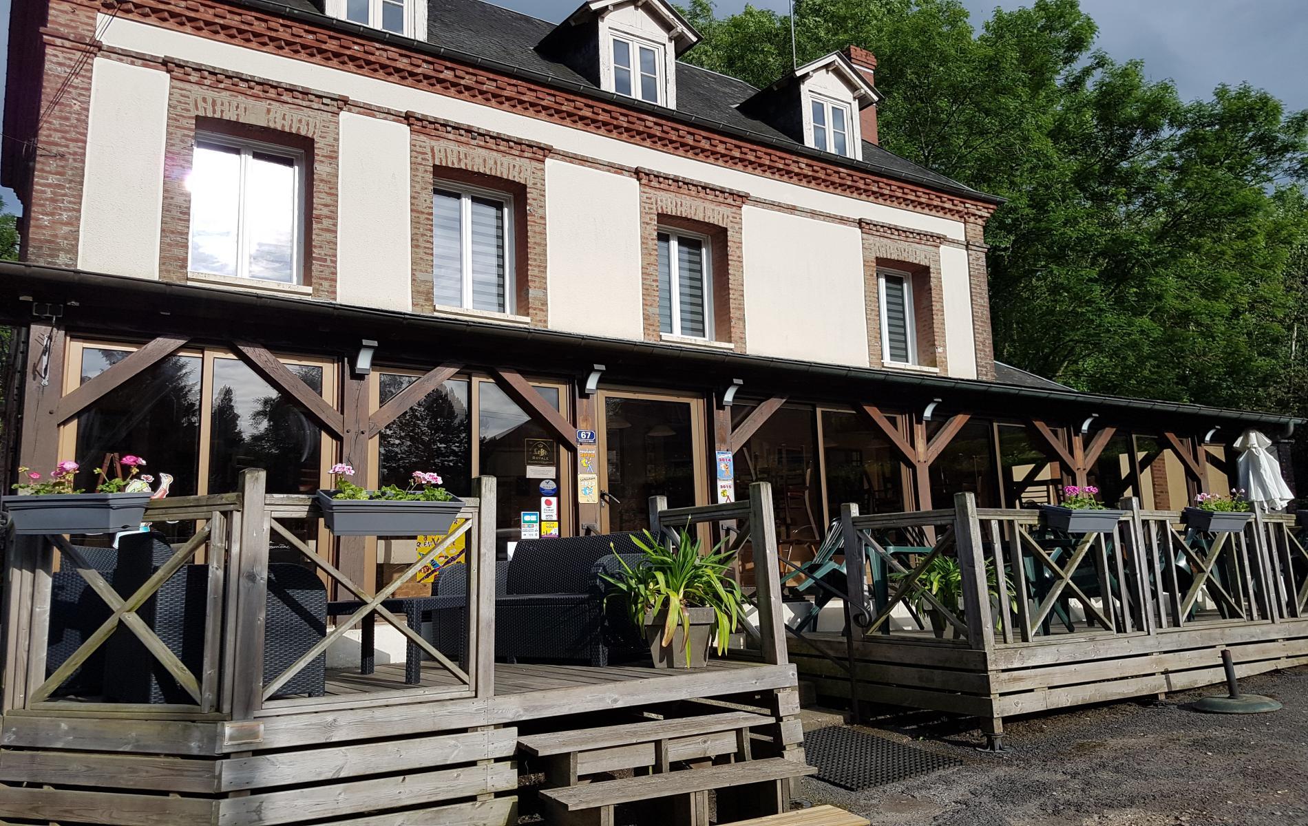 Restaurant à 10 min de Honfleur