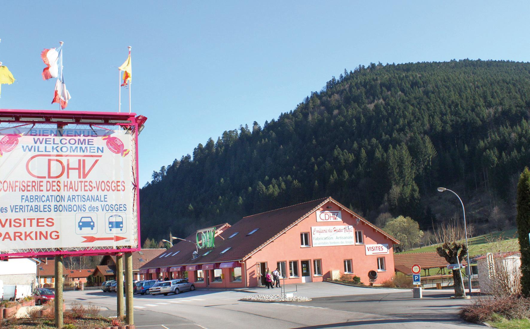 Confiserie des Hautes Vosges