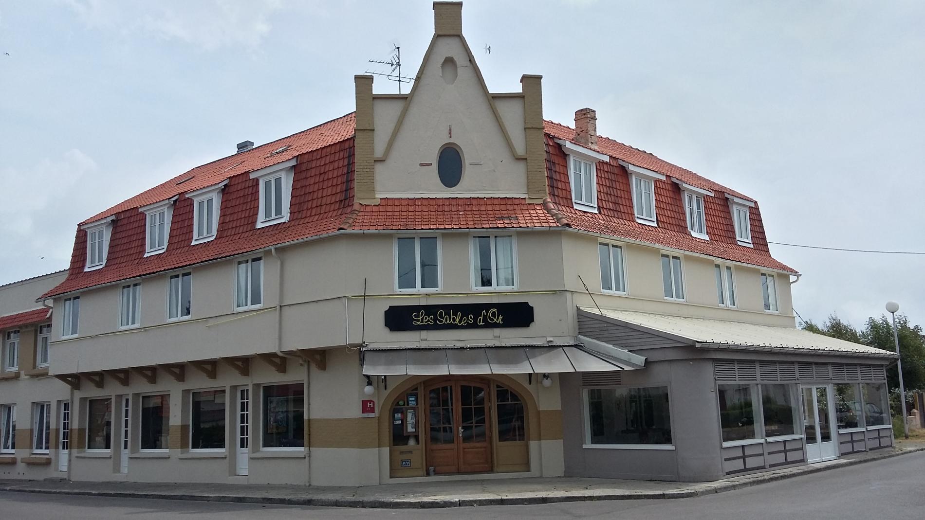facade hôtel 2017