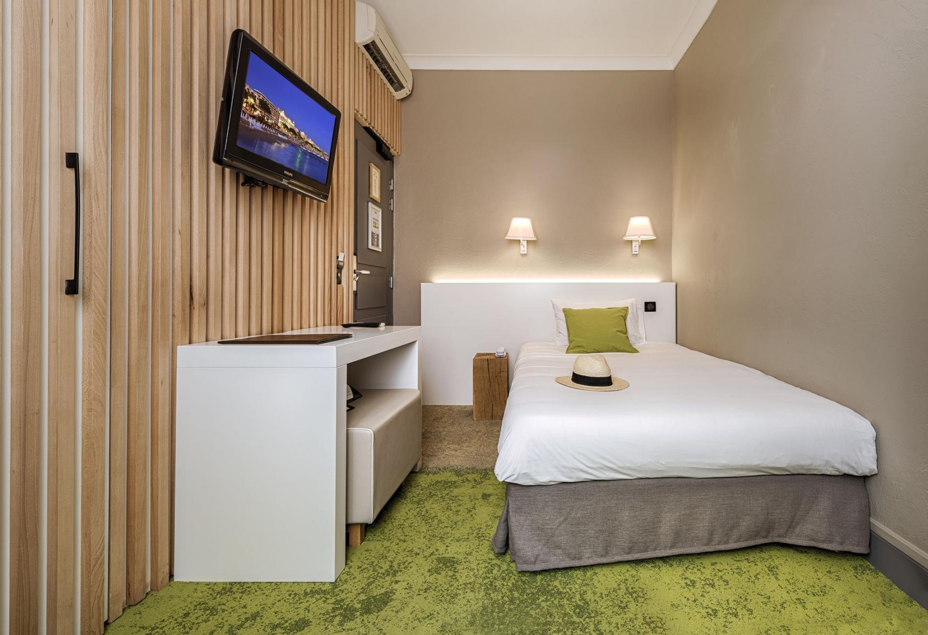 chambre simple premium