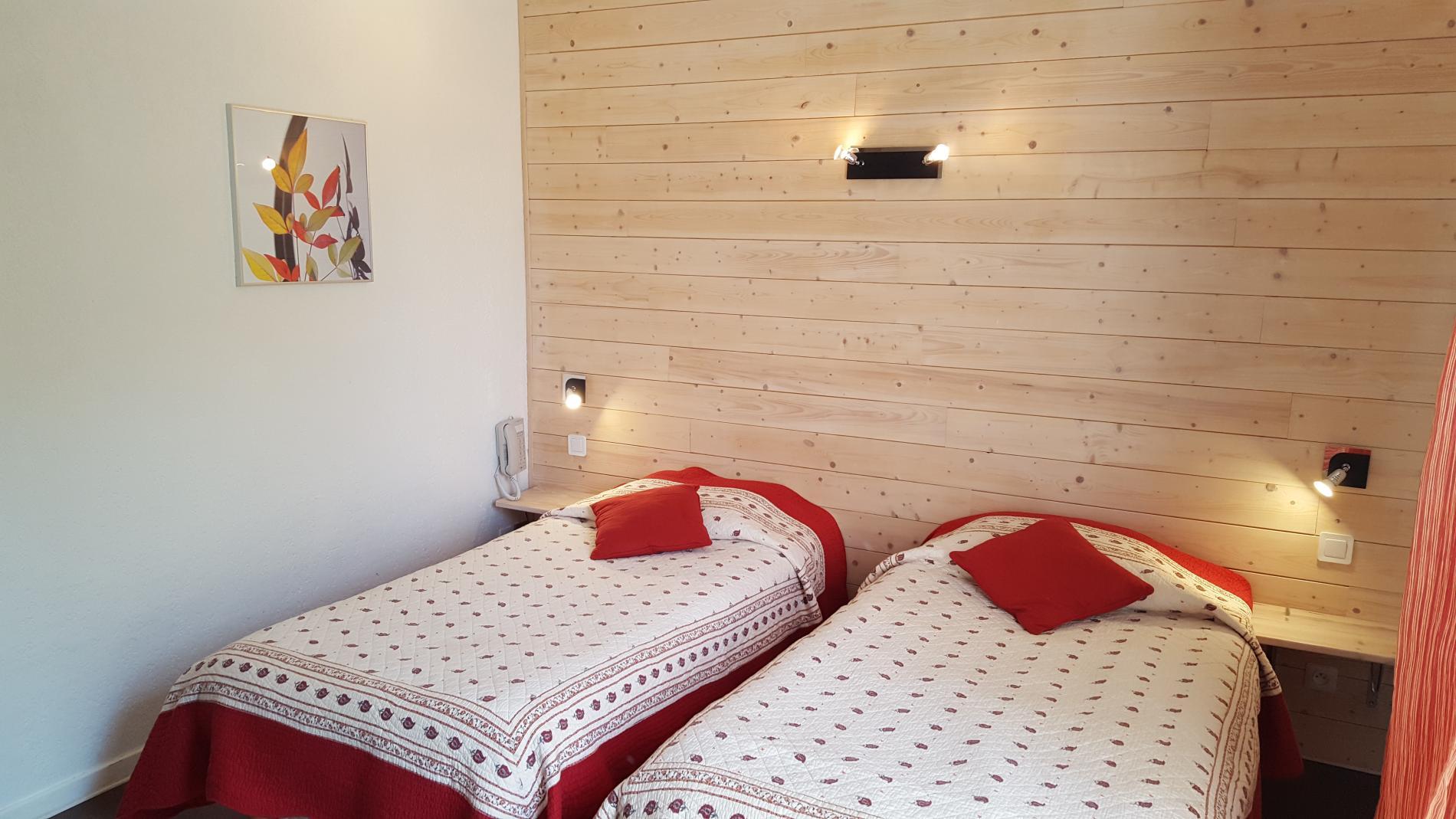 Chambre Contemporaine Standard deux lits