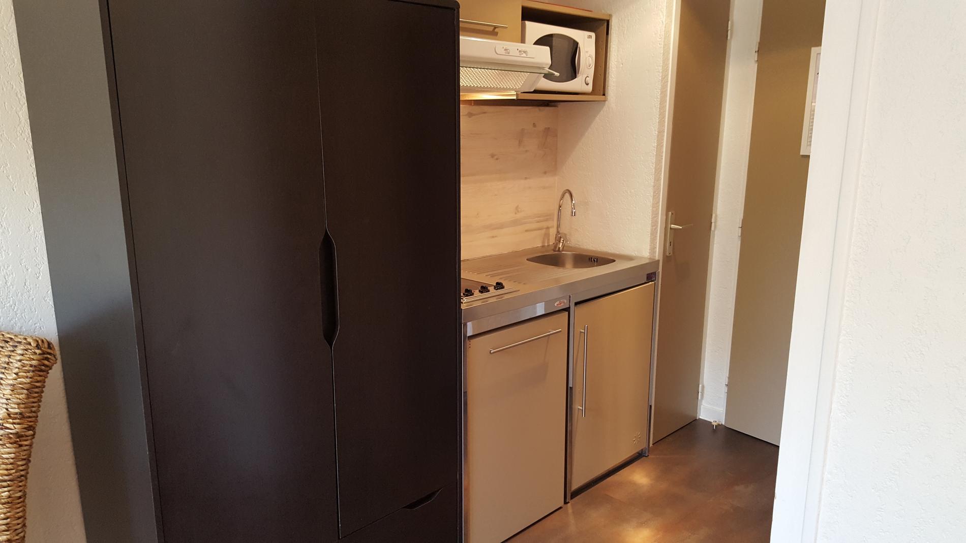 Kitchenette Chambre Contemporaine Standard
