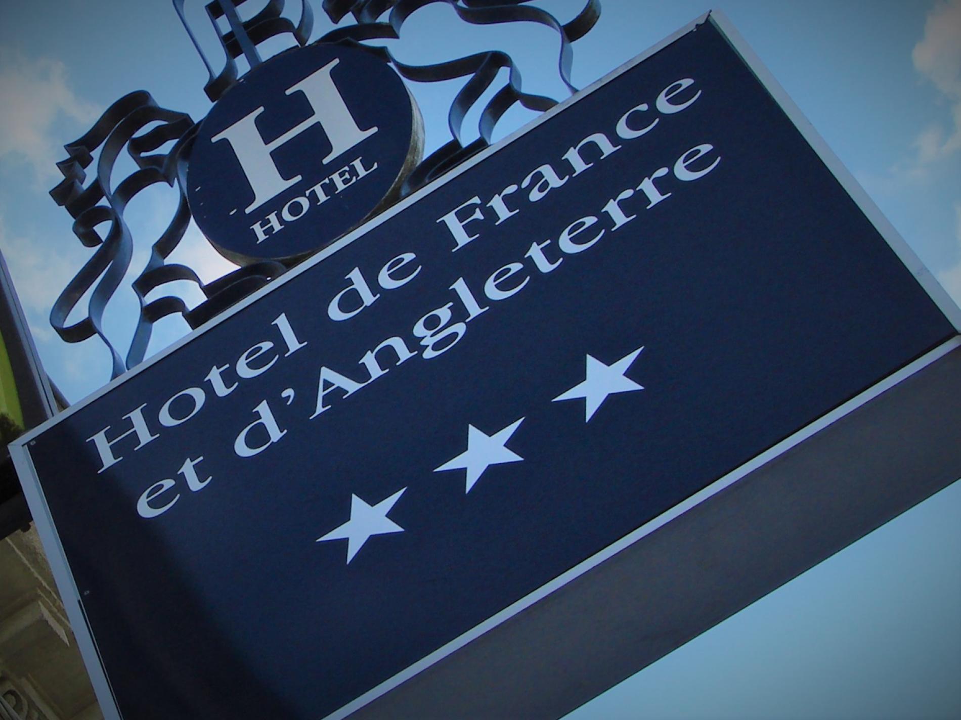 Hôtel de France et d'Angleterre