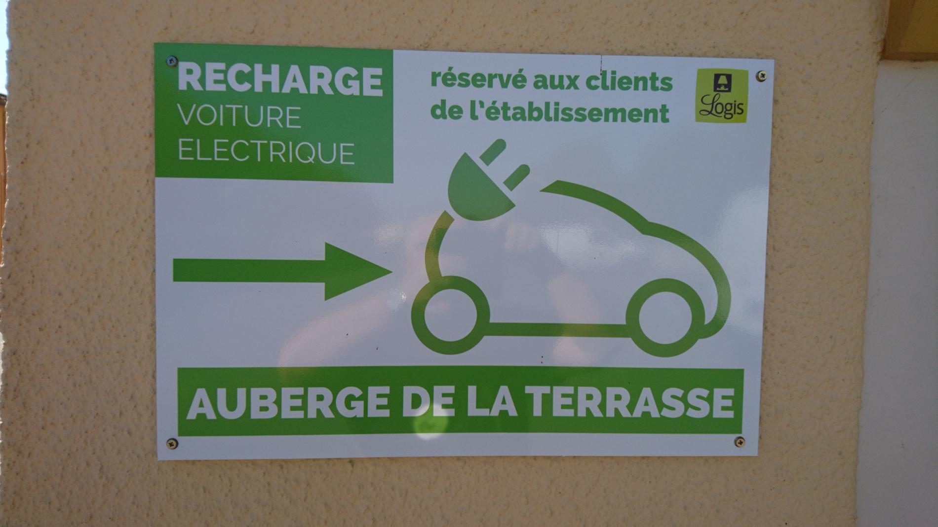 Branchement pour voiture électrique