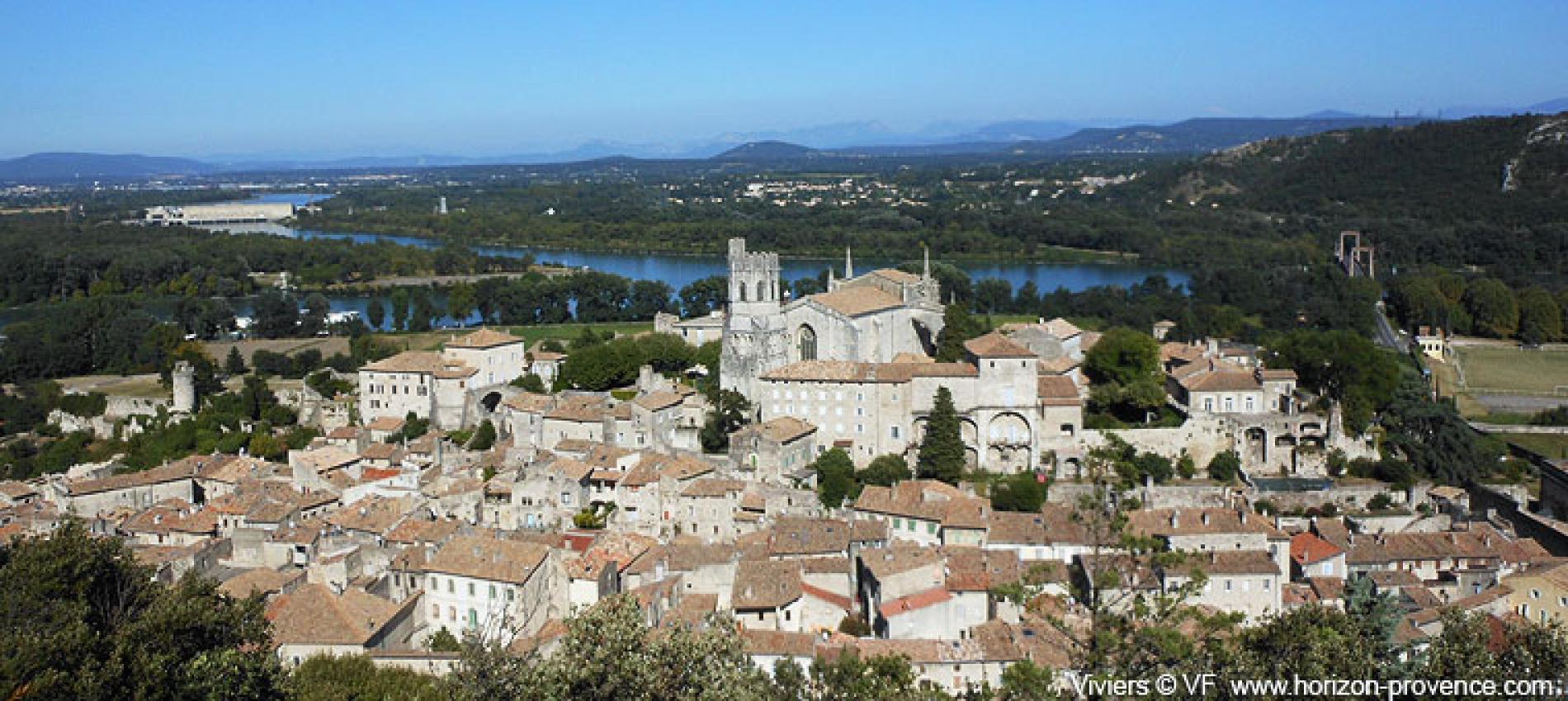 Villages de la Vallée du Rhône