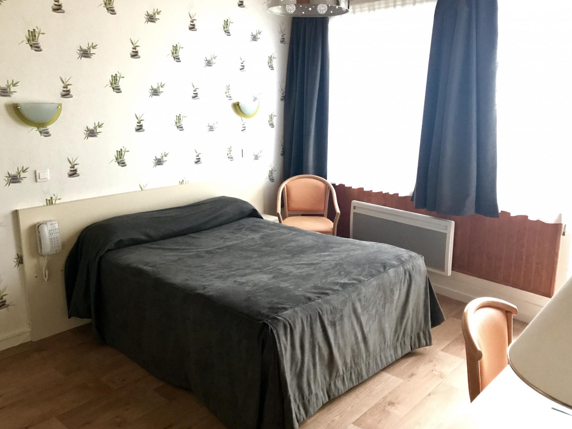 chambre single ou double