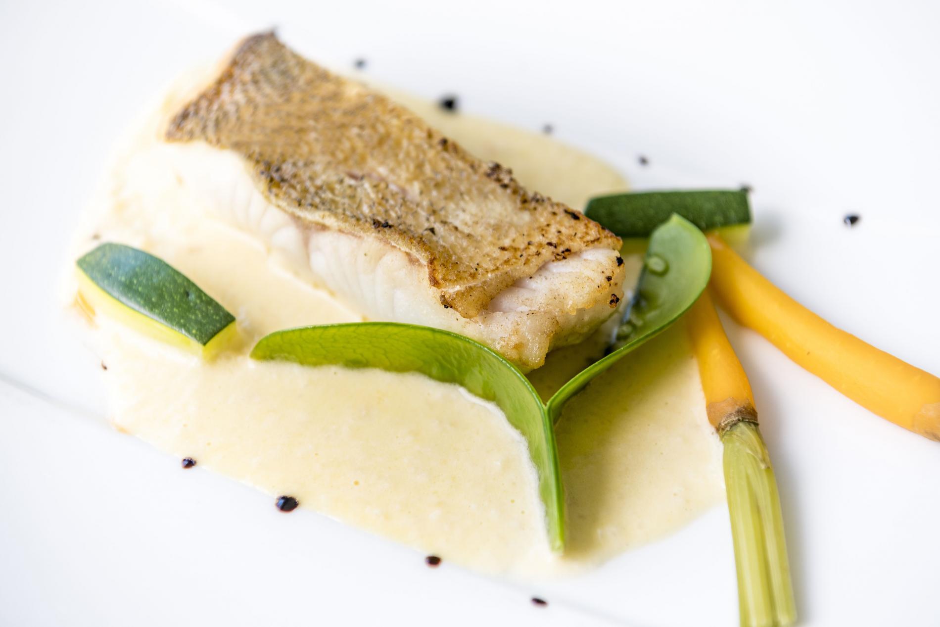 sandre de Loire au beurre blanc