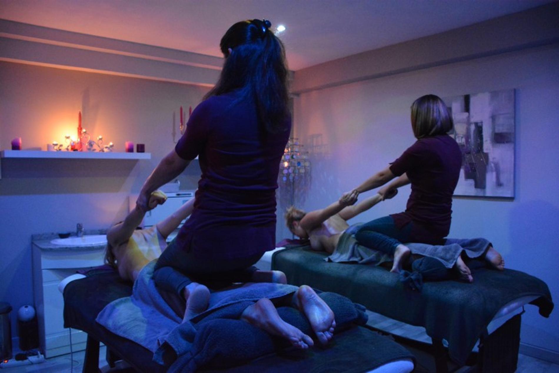 Massage force 6