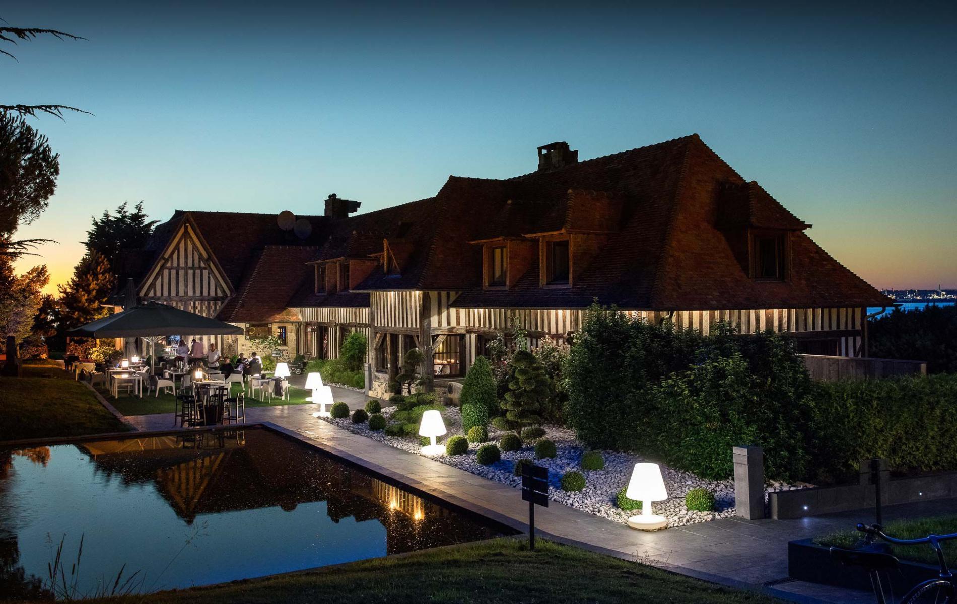 cbc4a072f56251 Restaurant Les Maisons de Léa - Honfleur