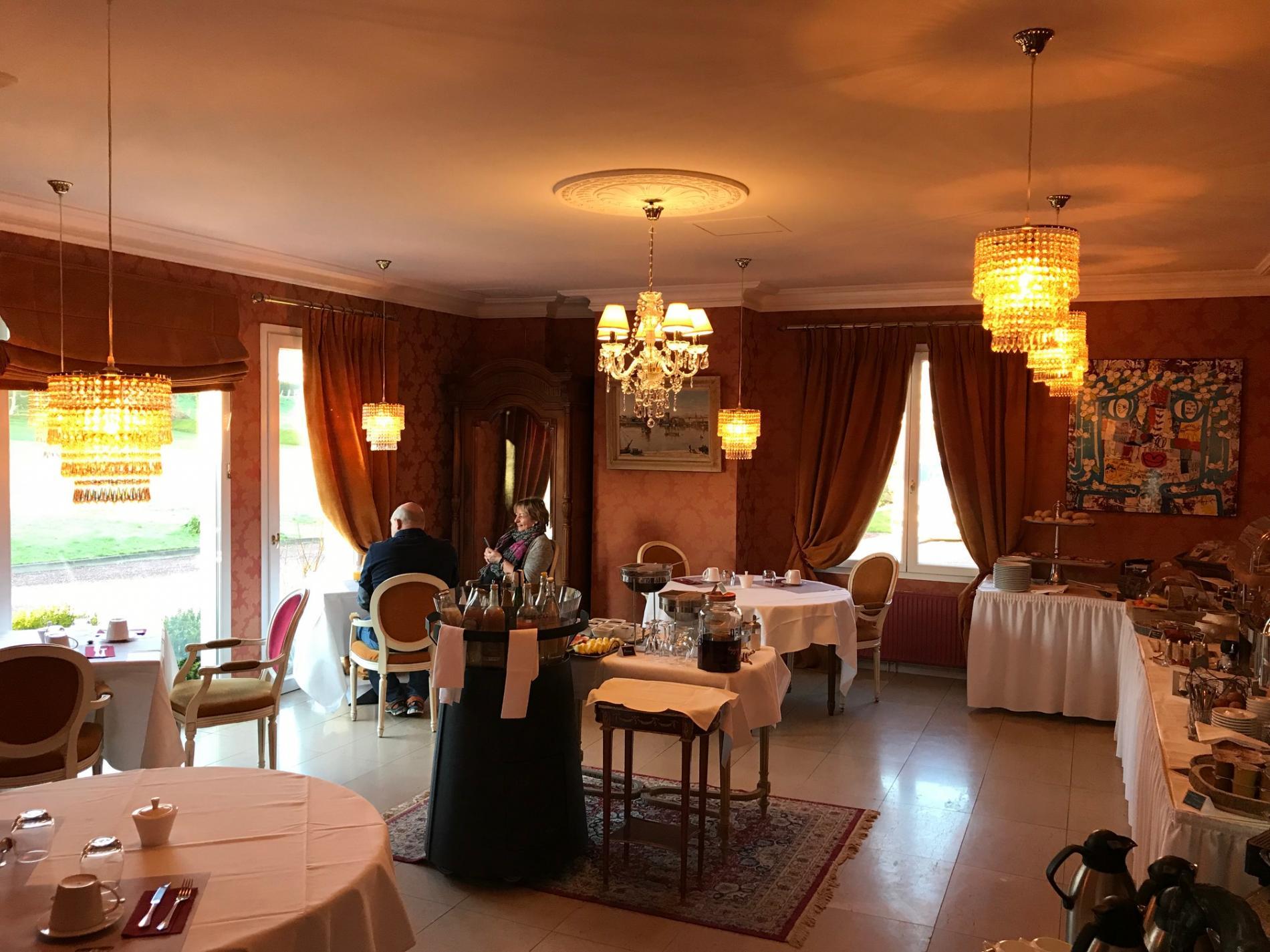 Seminaire Deauville, Le Restaurant