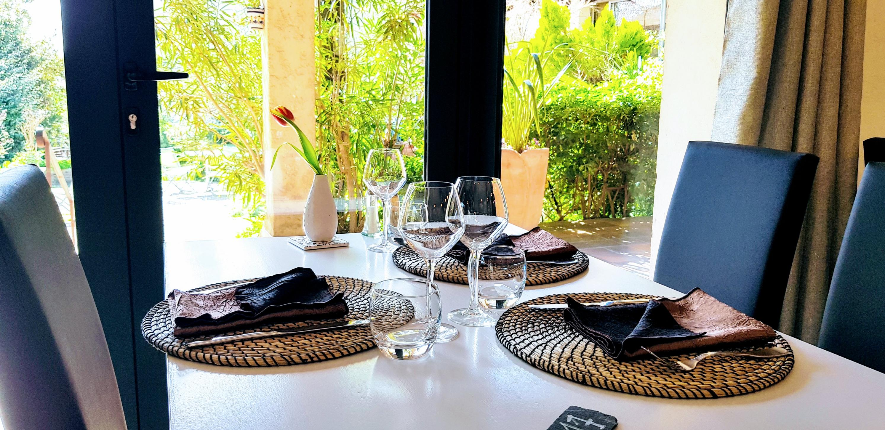 """Le restaurant """"La Table d'Honorine"""""""
