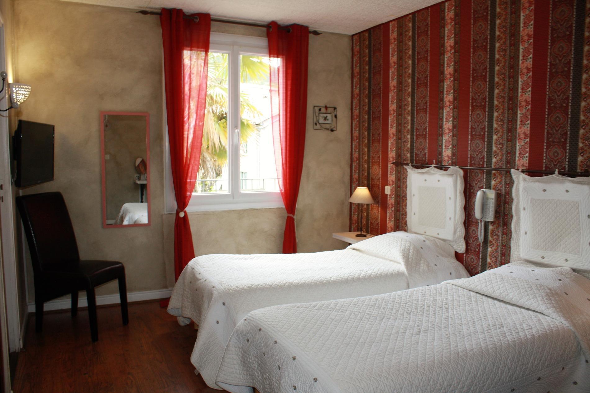 Chambre Provençale Standard deux lits