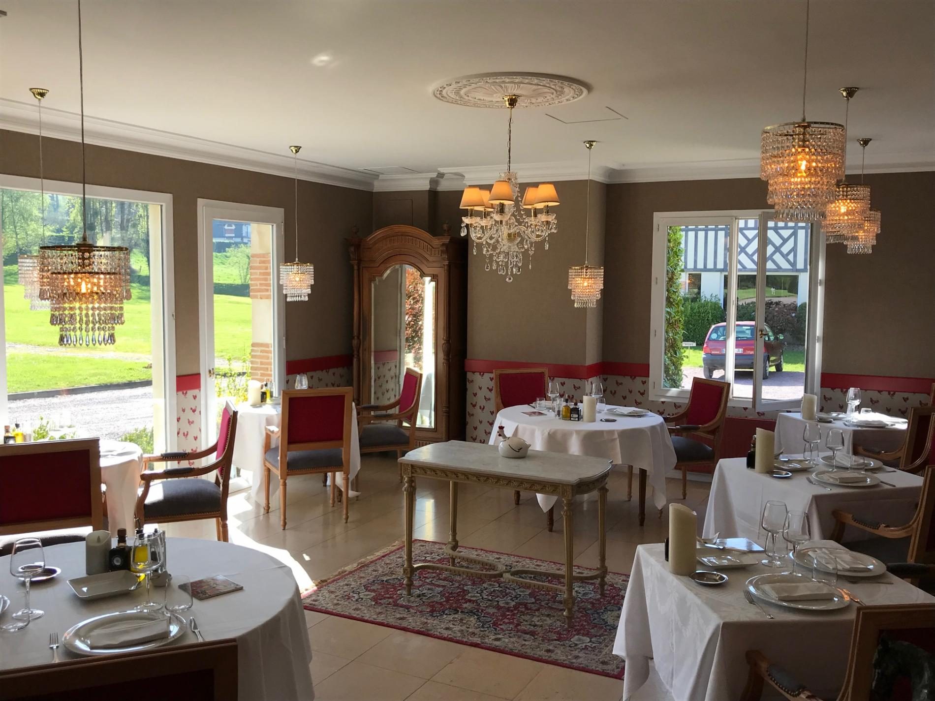 Restaurant séminaire en Normandie proche de Honfleur