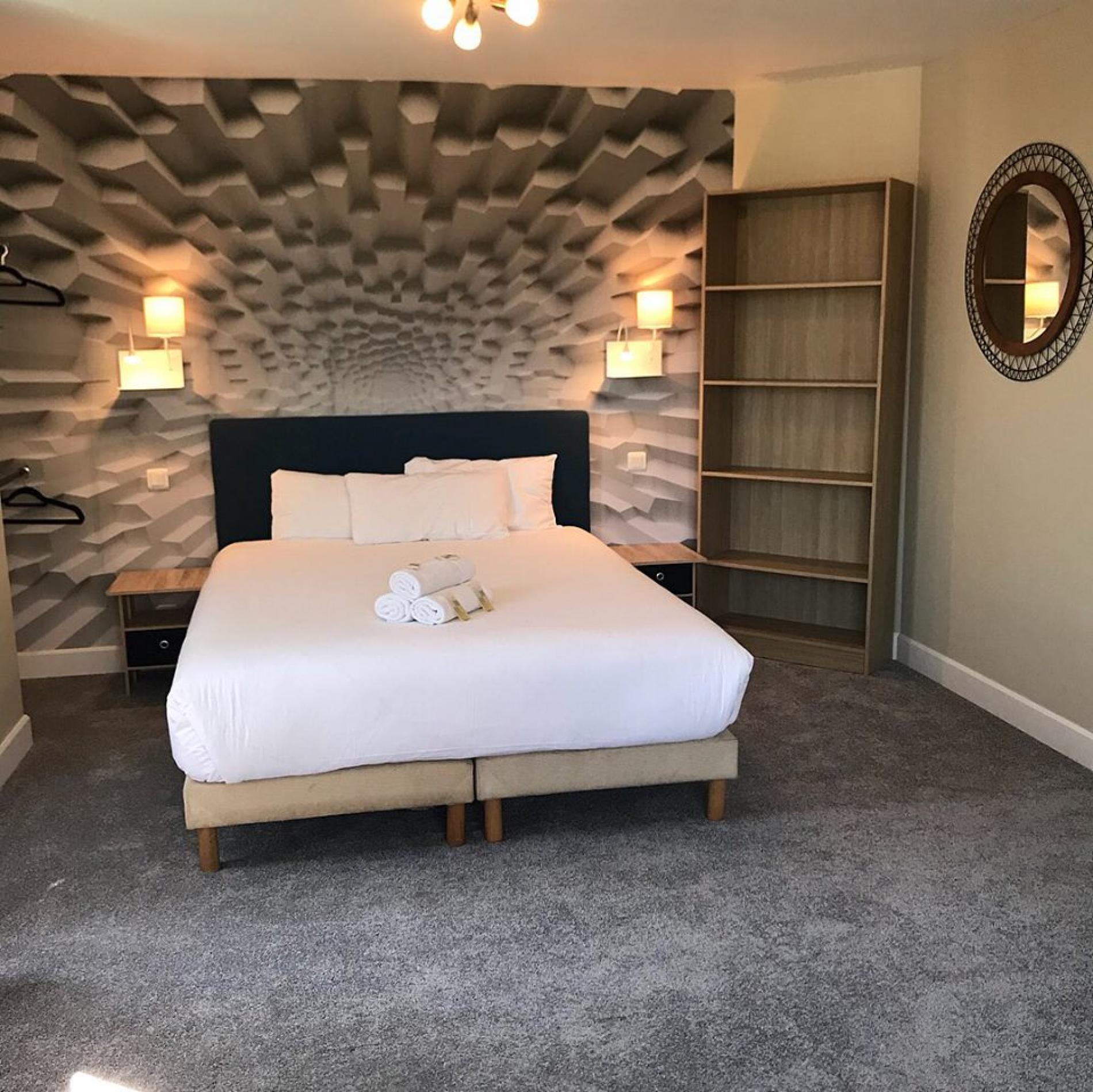 Chambre familial confort
