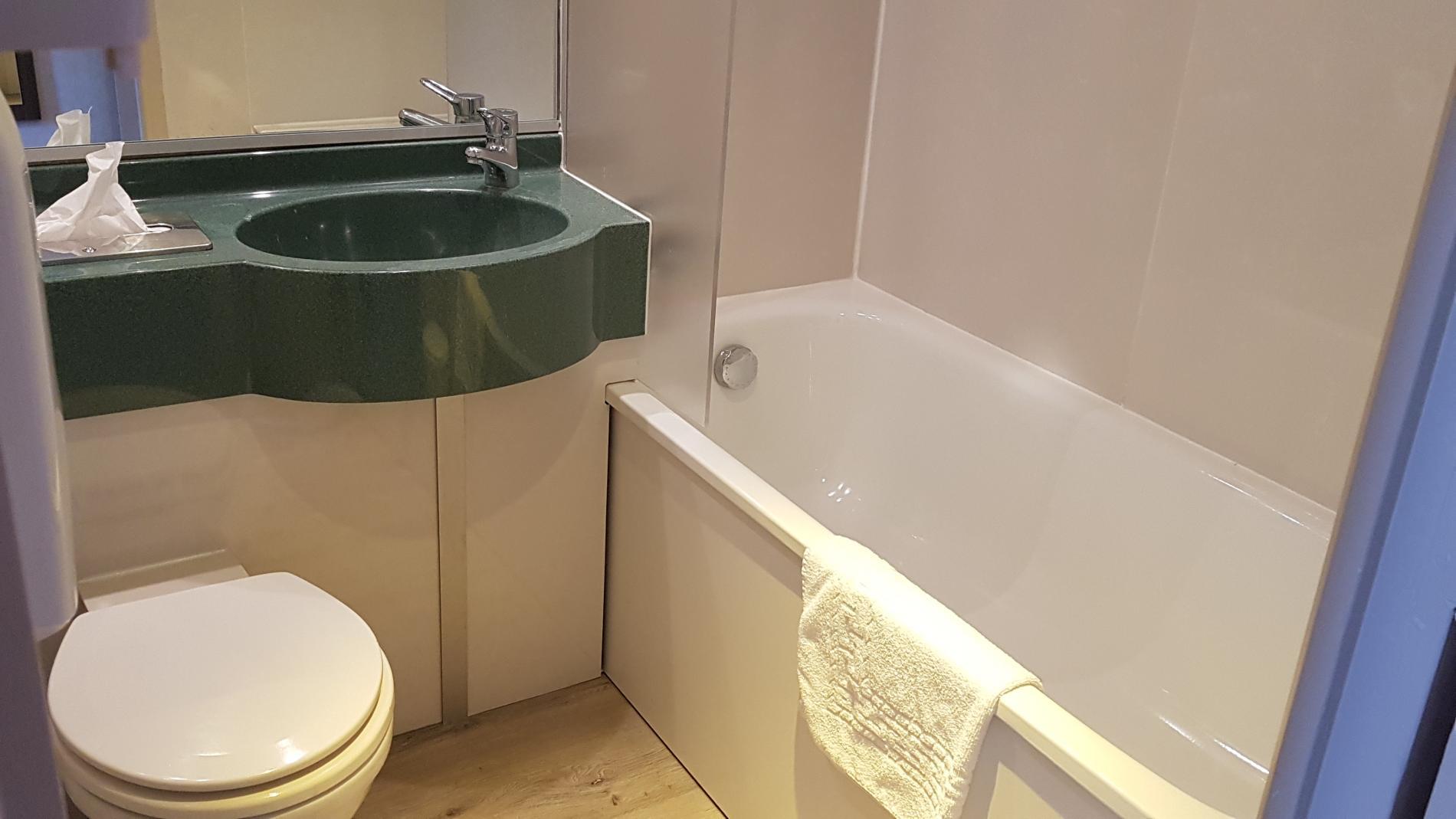 Salle de bain Chambres Single
