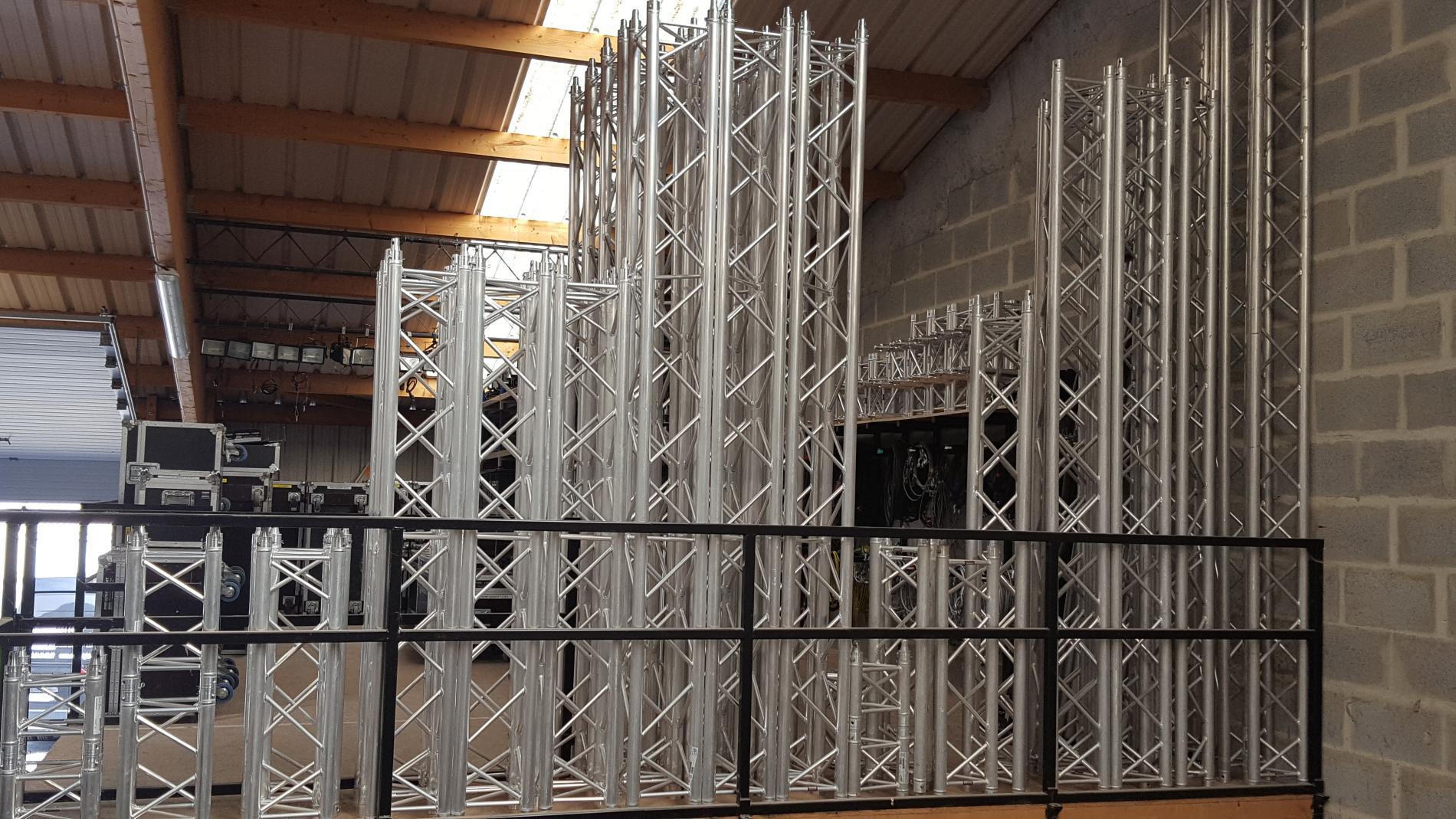 Parc structure ASD