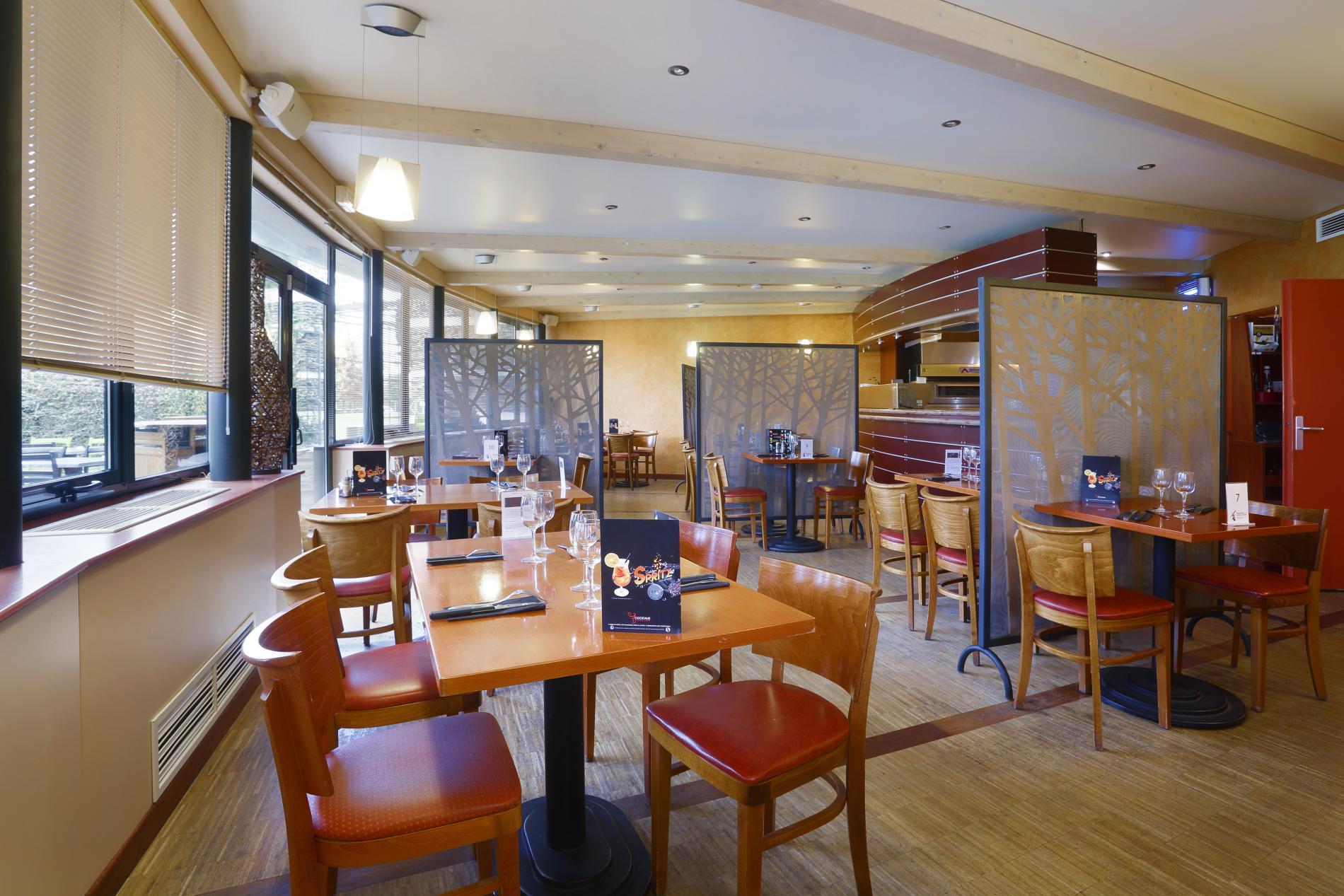 Hotel Restaurant Spa Angers