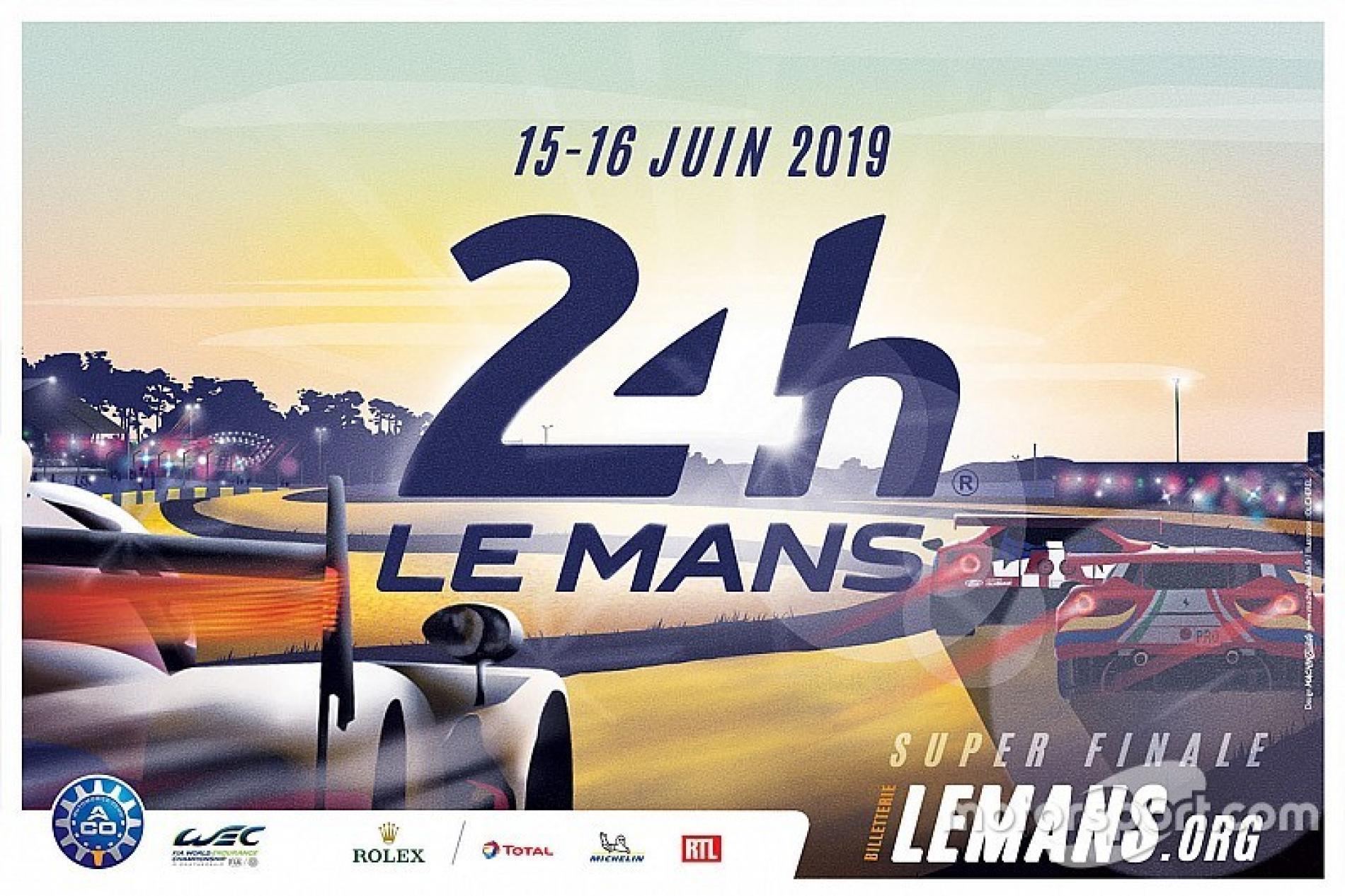 2019 24h of Le Mans