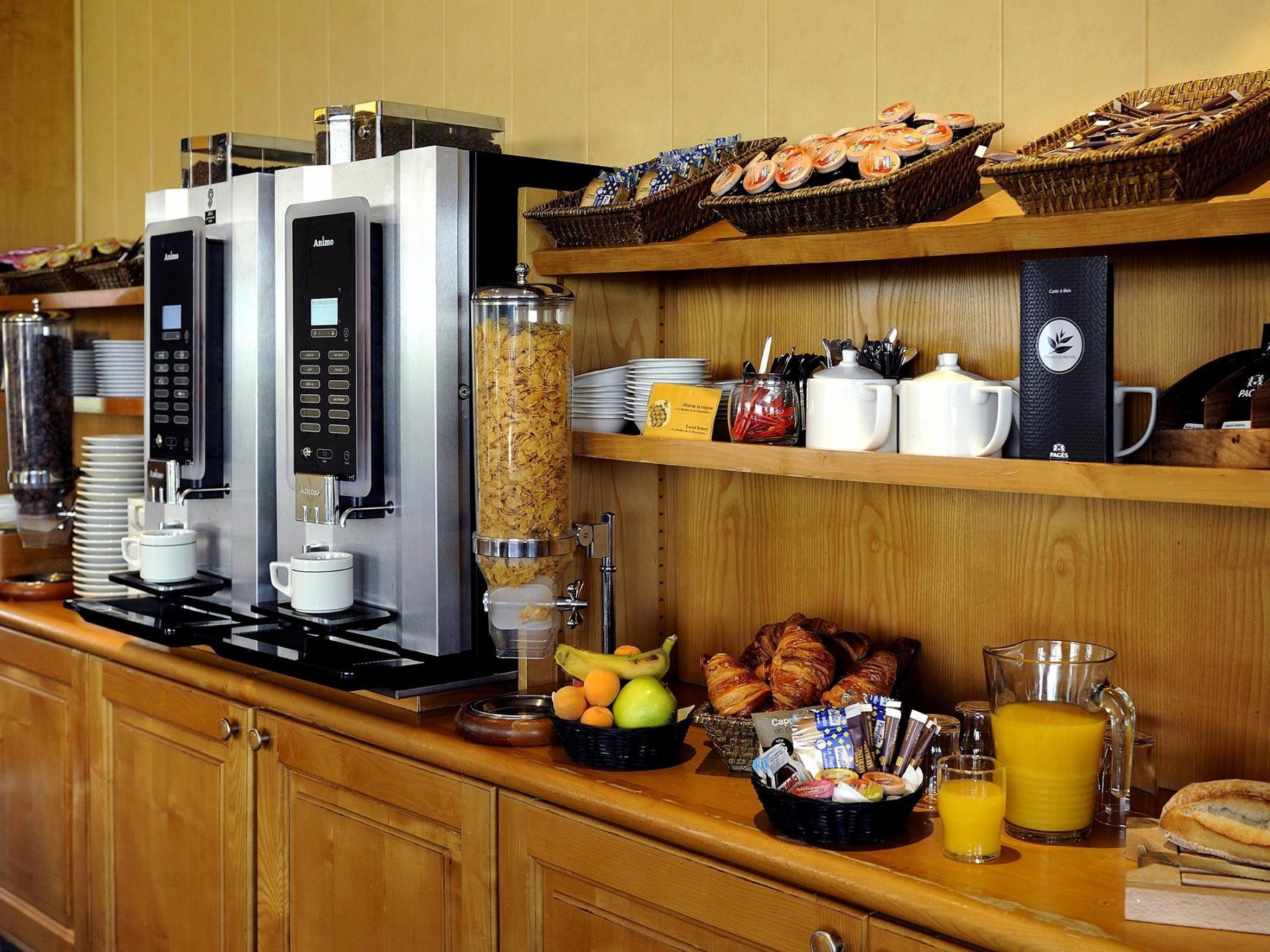 Service petit-déjeuner en chambre (avec supplément)