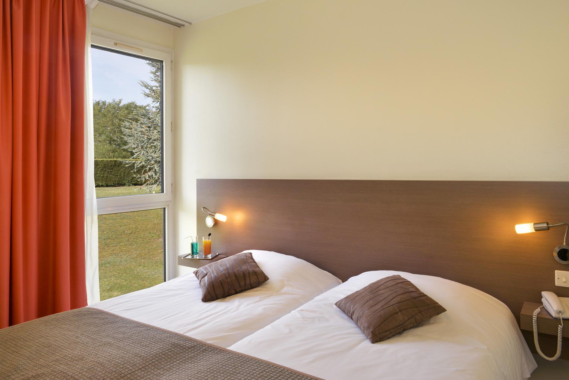 Chambre avec vue sur parc et Cité médiévale de Loches (sur demande)