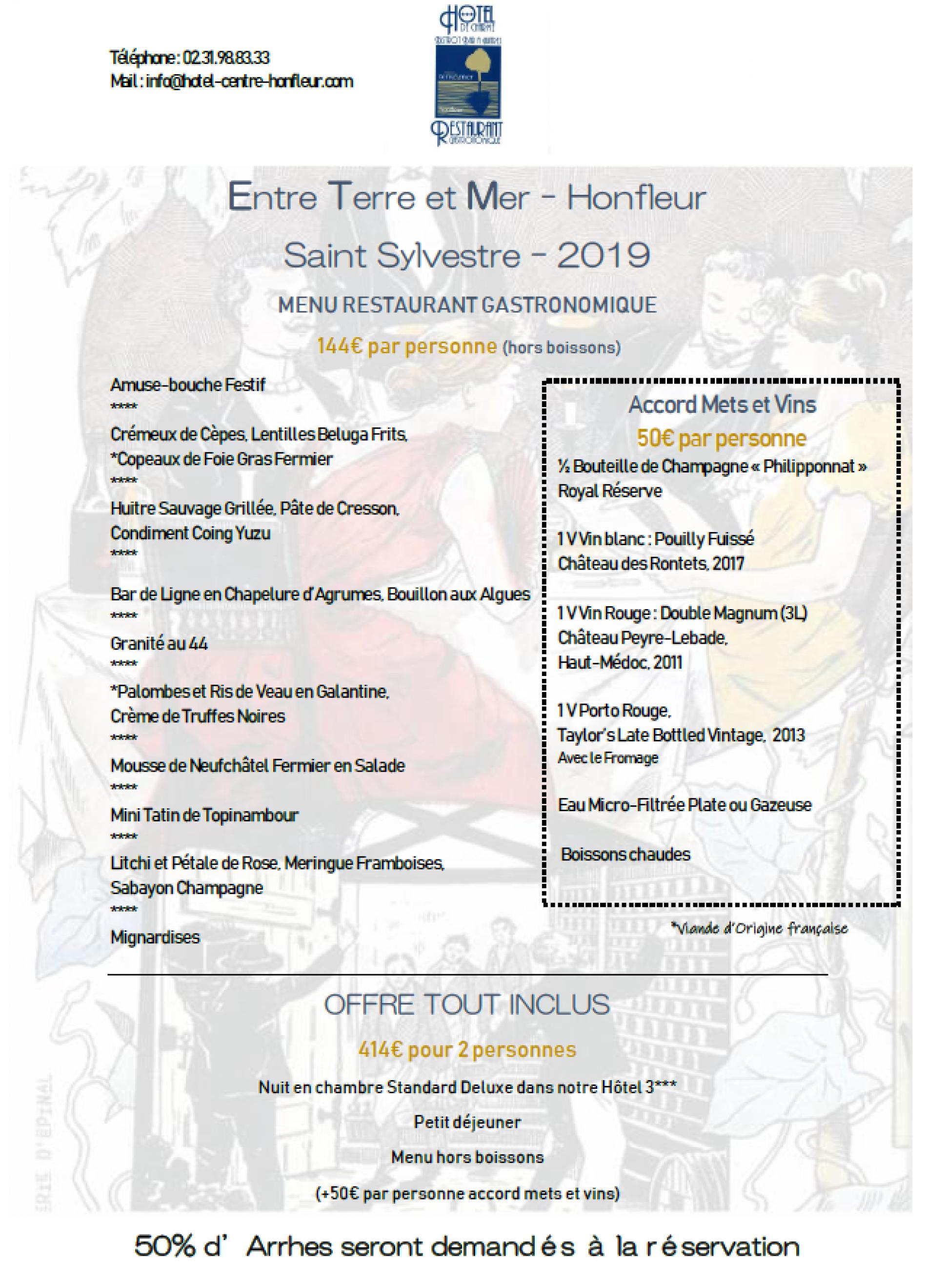 Saint Sylvetre 2019