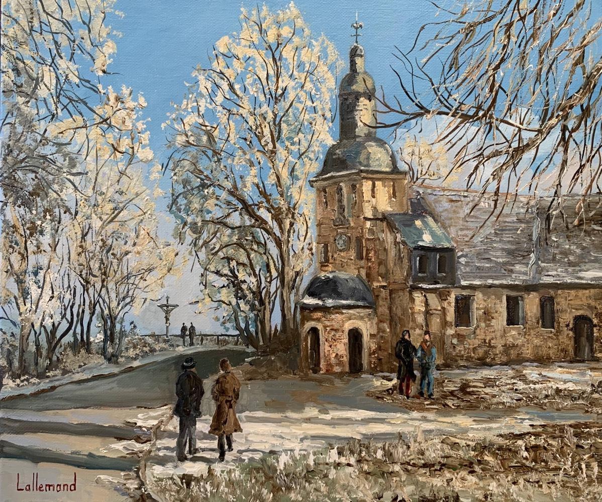 Promenade hivernale à la Chapelle