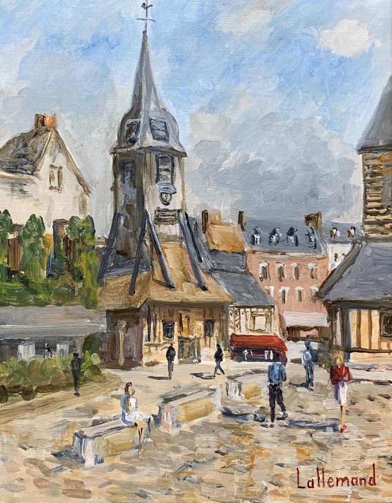 Balade Place Sainte Catherine