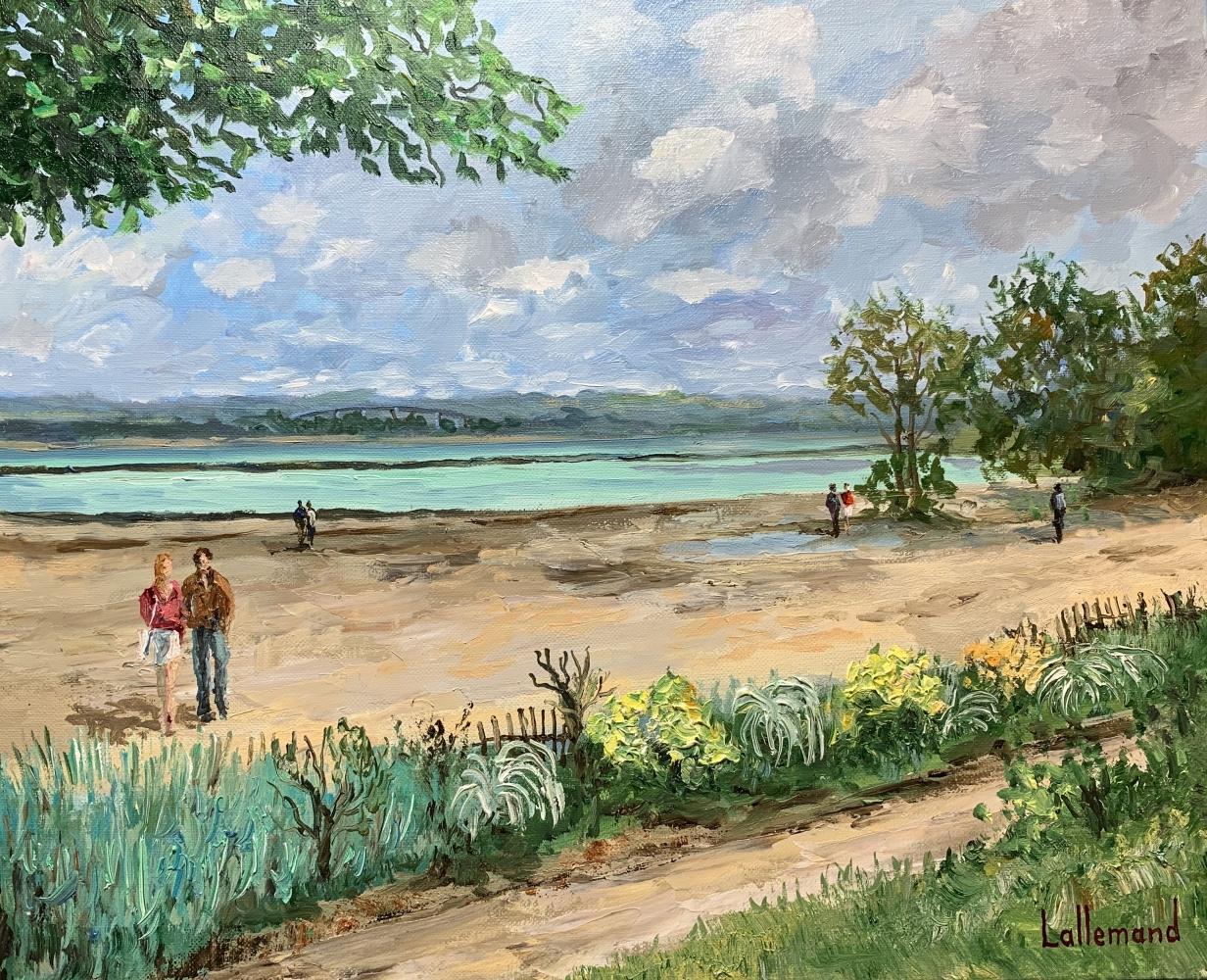 La plage retrouvée