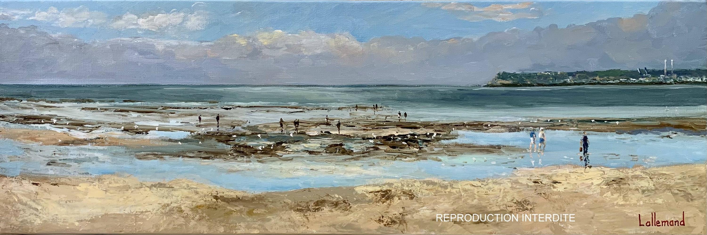 Ciel bleu sur l'estuaire