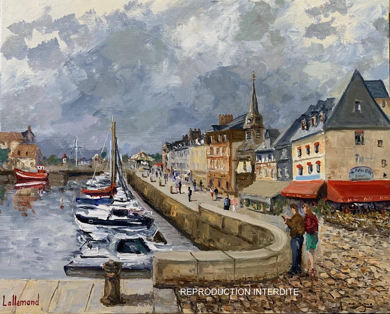Angle du Quai Saint Etienne