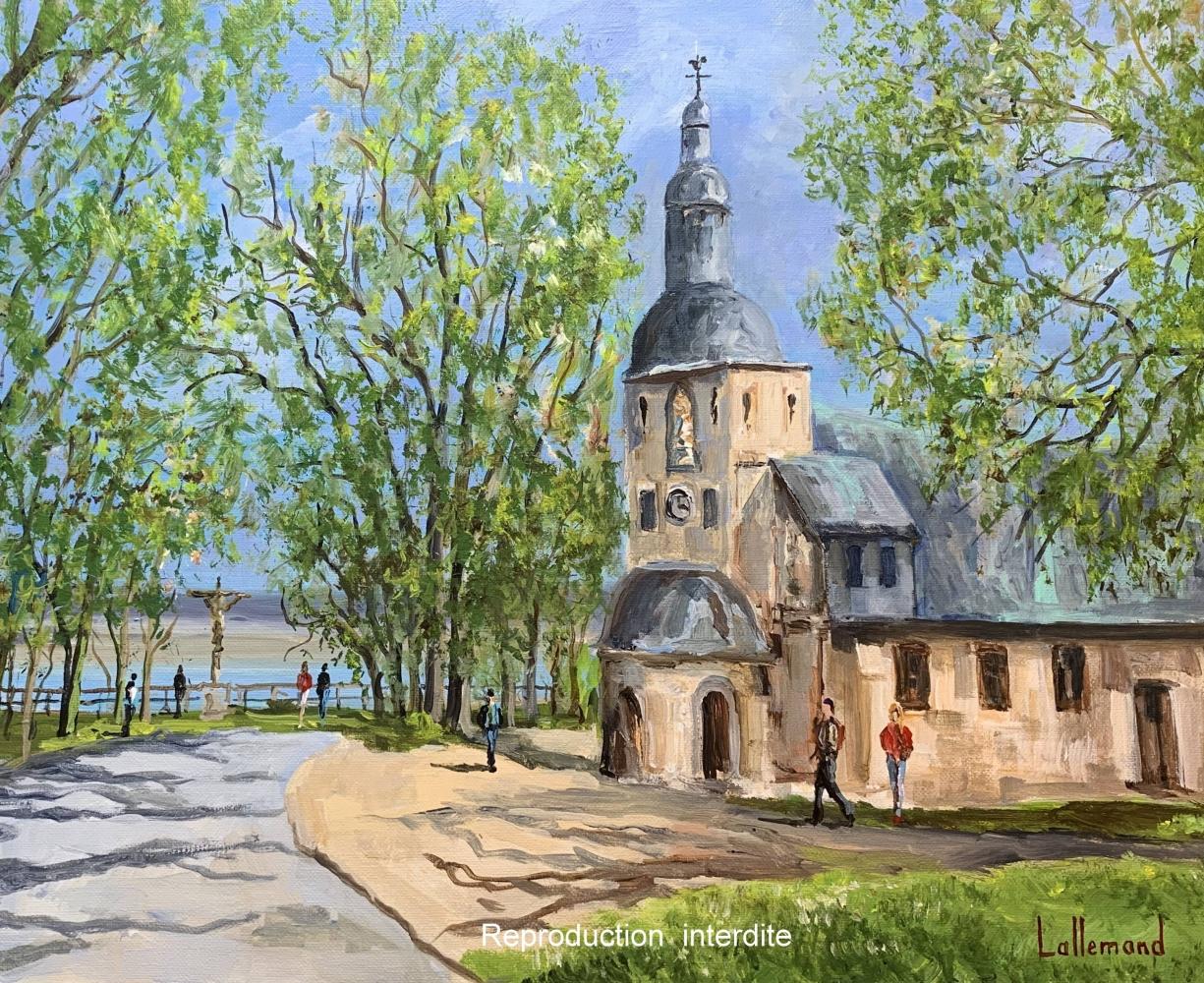 Un air de printemps à la Chapelle