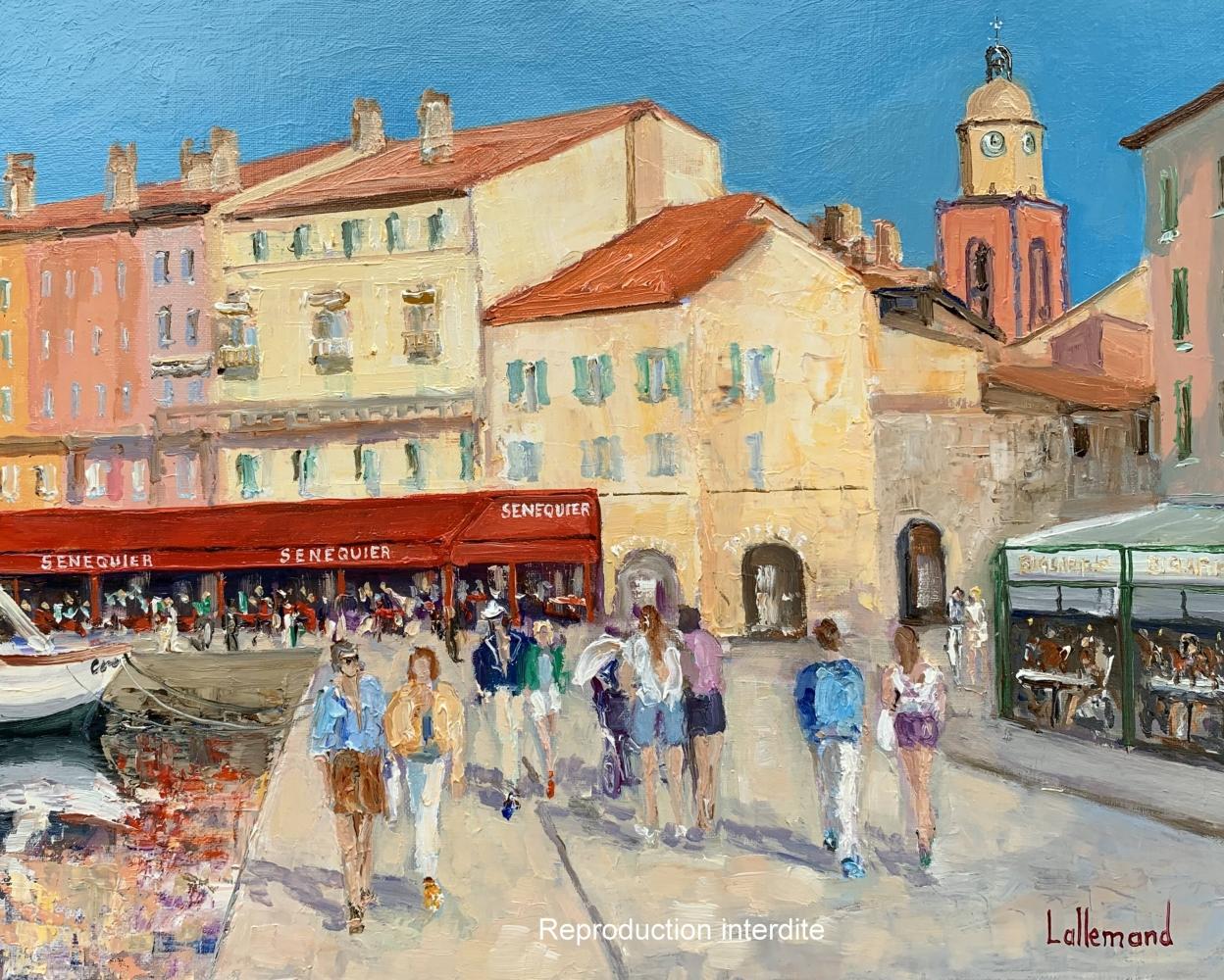 Balade à Saint Tropez