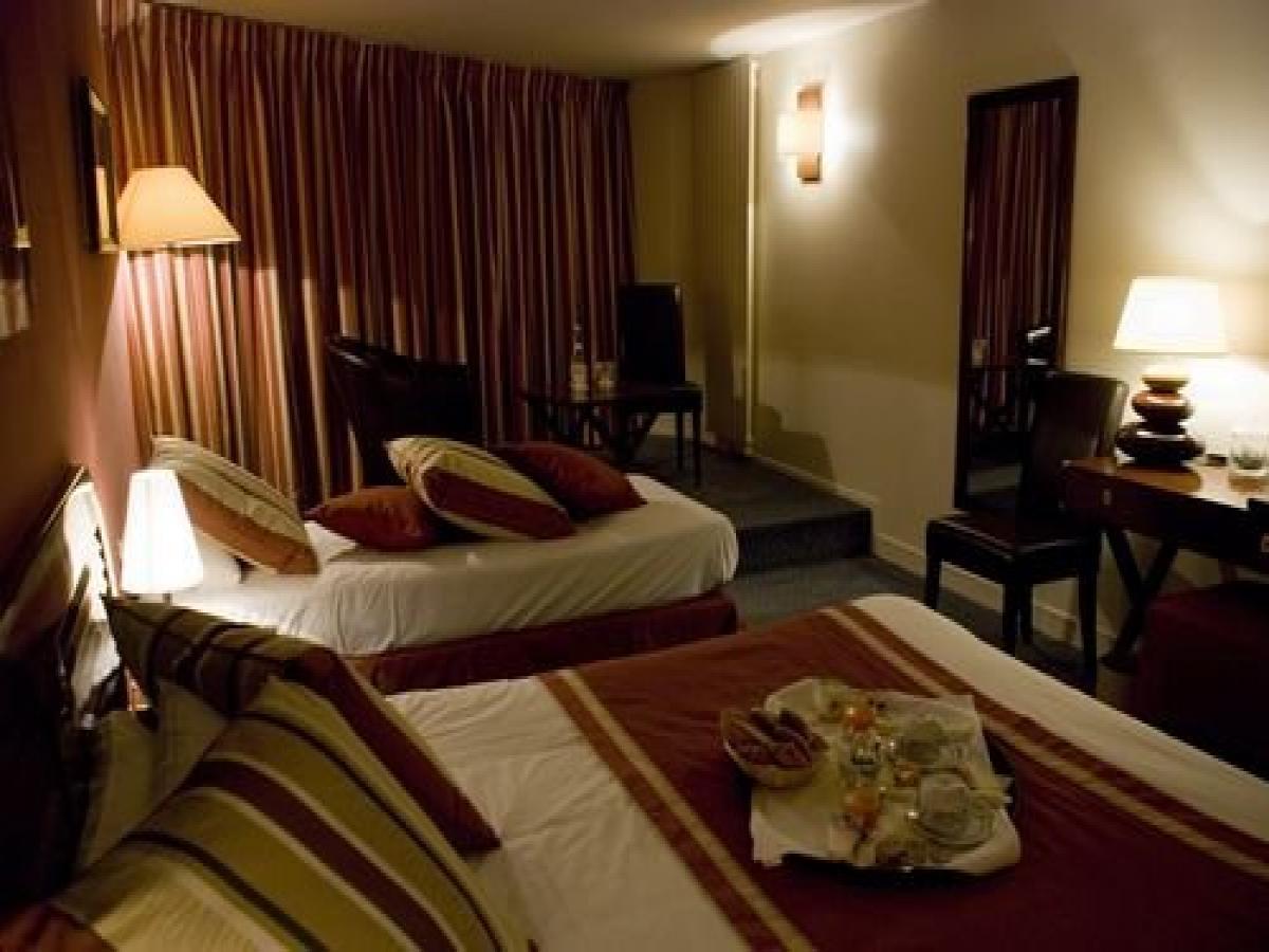 Hotel Les Voiles Plage le Havre